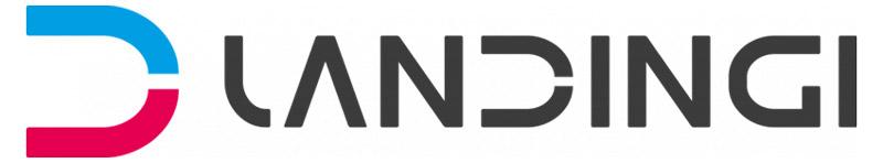 Logo Landingi - generatore landing page