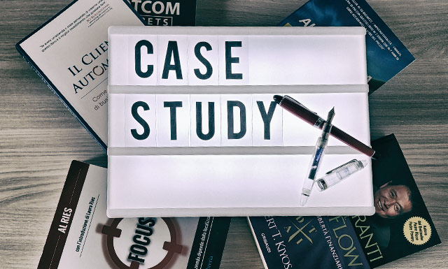 Case Study Marketing Online